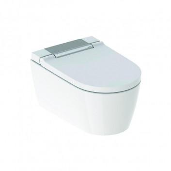 Bowl WC z funkcją higieny intymnej Geberit AquaClean Sela, hanging, white