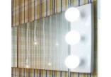 Wall mirror Flaminia Make-Up montaż poziom/pion, 150 x 100 x 3 cm, nie zawiera lamp- sanitbuy.pl