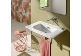 Washbasin Catalano Sfera 80x50 cm, without hole, z overflow, white