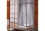 Kabina prysznicowa Novellini Lunes A 81-84 cm narożna - 1 część- sanitbuy.pl